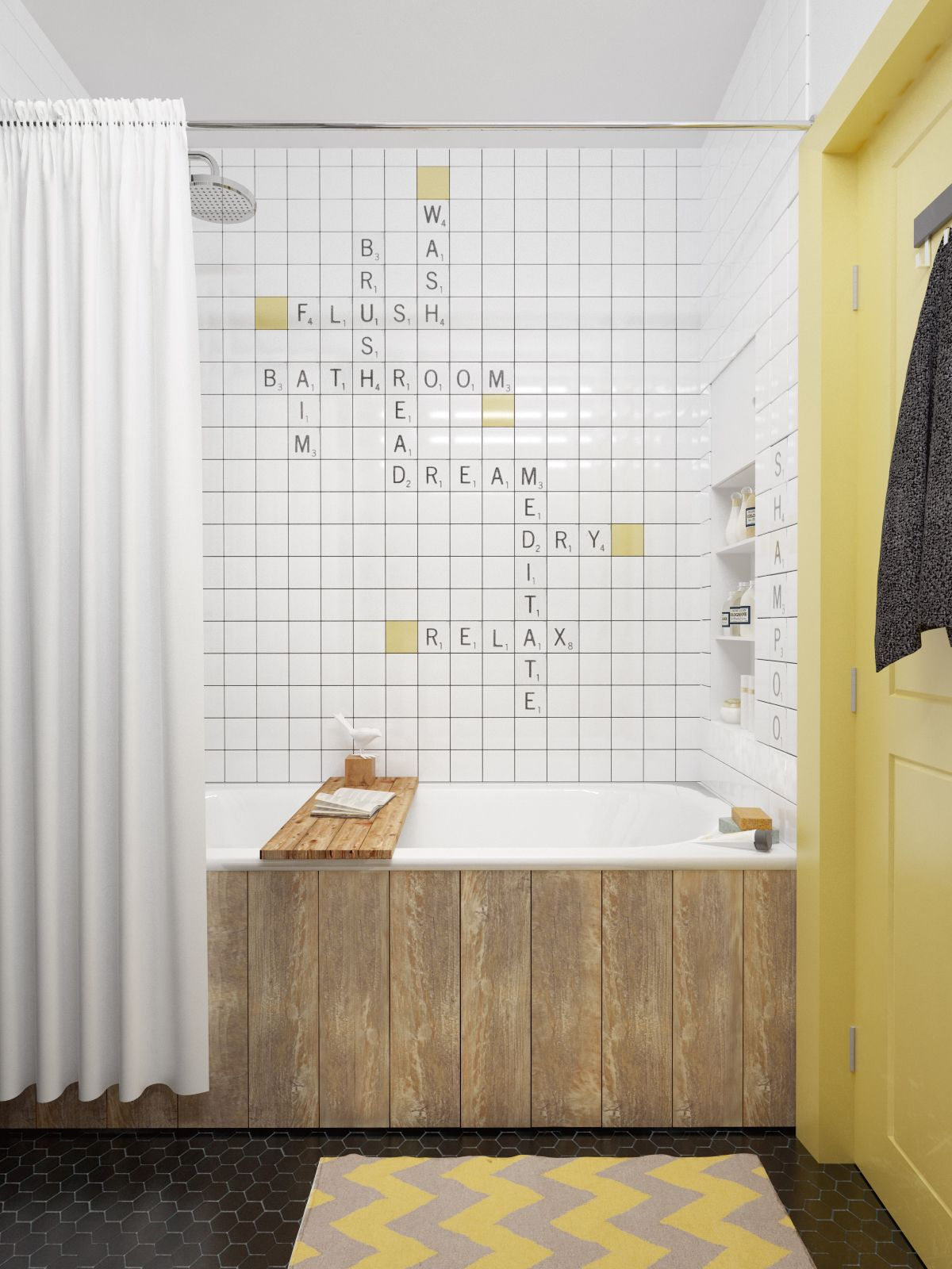 13-bathroom-home-design-with-white-bathroom-and-wooden-frame-design-with-scarable-ceramic-wall-ideas